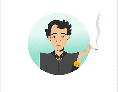 Hannah Arendt Illustration