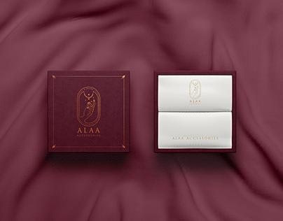Alaa Accessories - Brand Identity