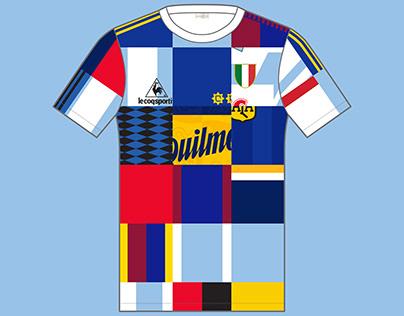 Diego Maradona Shirts History, from 1970 to 1998
