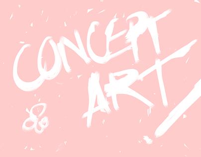 Concept Art: Unit 1