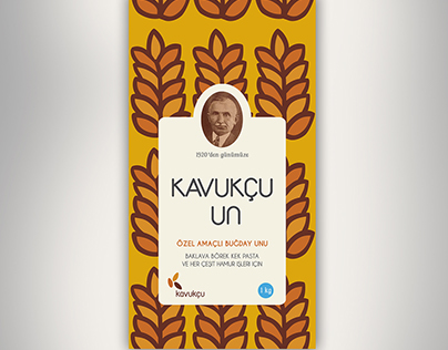 Packaging Project for Kavukcu Un