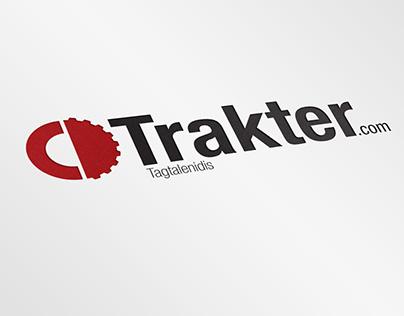 trakter.com - logo creation & branding