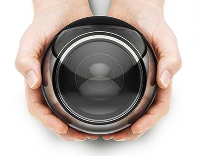 Odini - Smart security Camera Concept