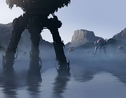 BOTS IN THE MIST