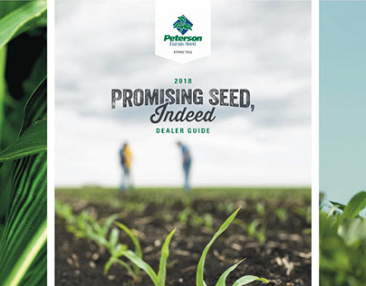 Peterson Farms Seed 2018 Creative Campaign