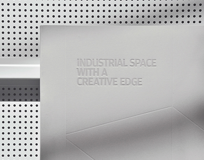Industrial Space with a Creative Edge / Sales Kit