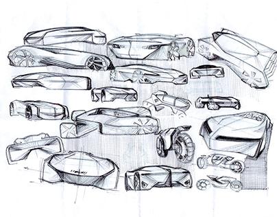 Doodles-open ended