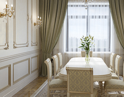 Private house / Dining room
