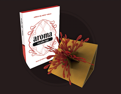 Aroma - Pop-up packaging