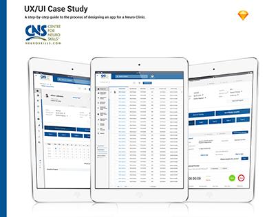 UX/UI Case of Study