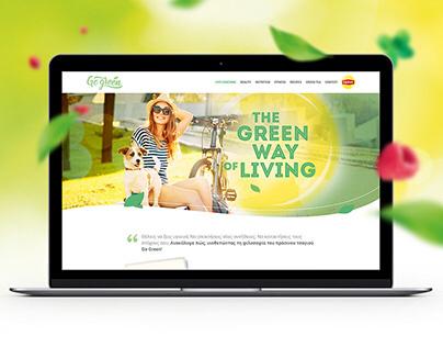 Gogreen Lipton Website