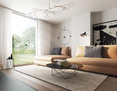 An apartament in Belgium