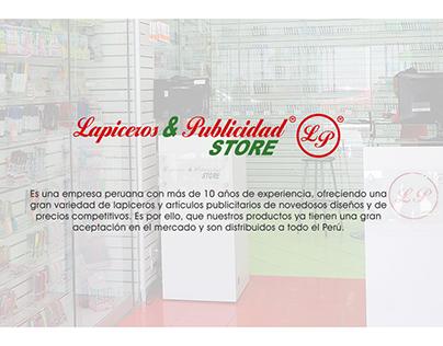 Lapiceros y Publicidad 2015 - 2016