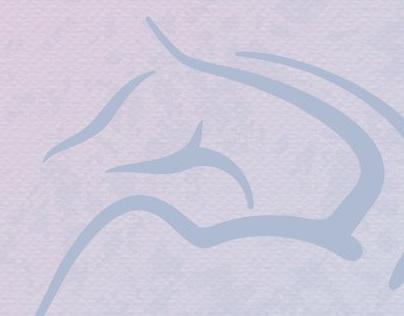 Arabian Curve Horse Graphic