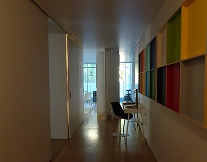 Apartment in Lisbon 2016