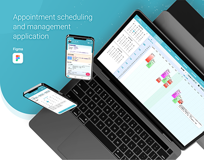 Appointment scheduling and management application