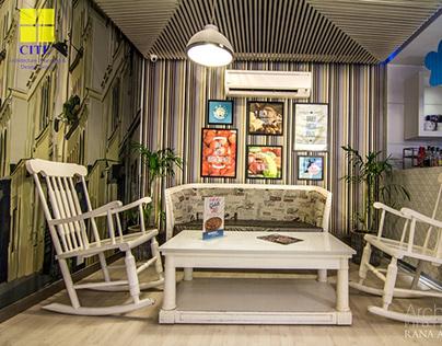 Islamabad: Manolo Gelato Cafe