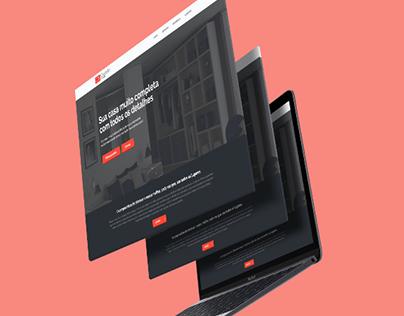 Website - Citadella Planejados