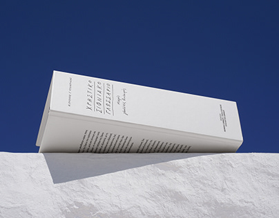 Sifnian Dialect Glossary – Book Cover Design