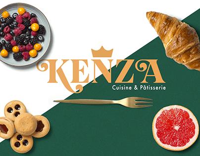 Kenza - Logo Design