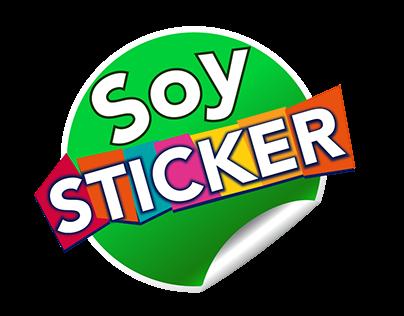 Logo Soy sticker brand