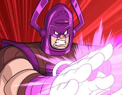 The Coming of Galactus - Marvel TL;DR