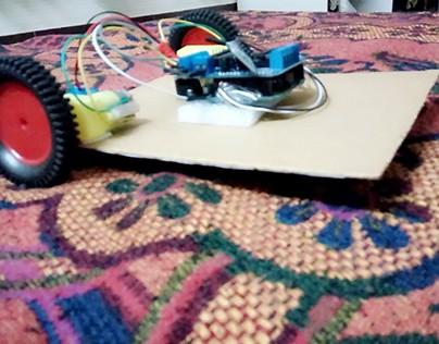 Bluetooth Remote Control Car