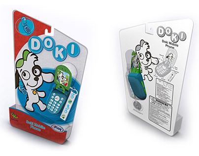 Doki - packaging