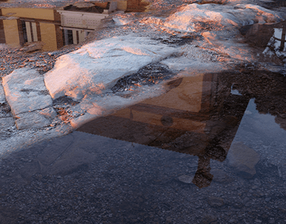 After Rain - CGI