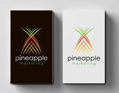Pineapple Marketing Logo