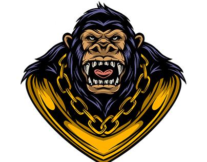 Ape illustration