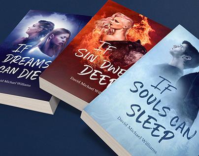 THE SOUL SLEEP CYCLE / Book Cover Art