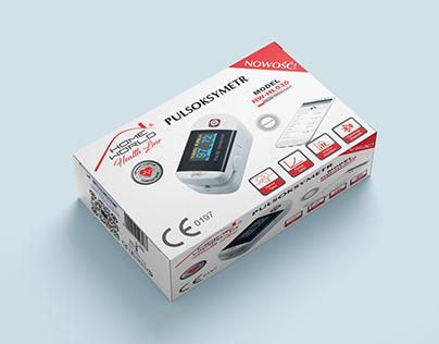 Pudełko - pulsoksymetr dla HomeWorld