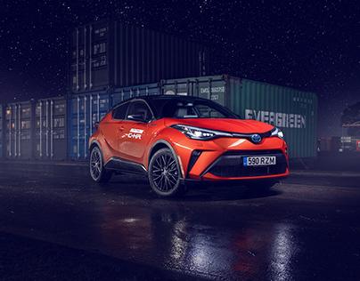 New Toyota C-HR