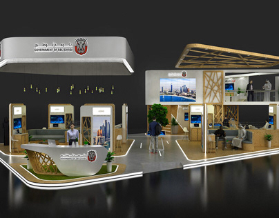 GOVERNMENT OF ABU DHABI STAND