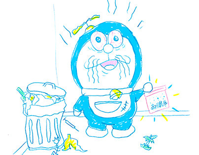 Doraimon Blue Magic