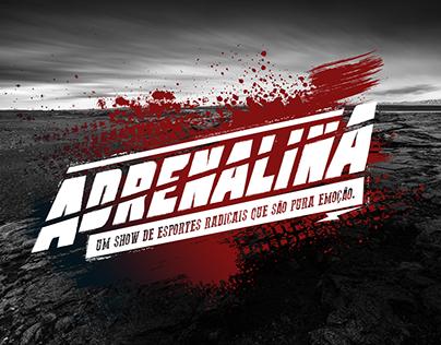 ADRENALINA - Logotipo