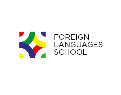 English school. League emblem. Identity.