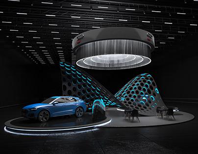 Audi Q8 Campaign
