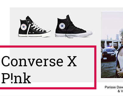 Converse X P!nk