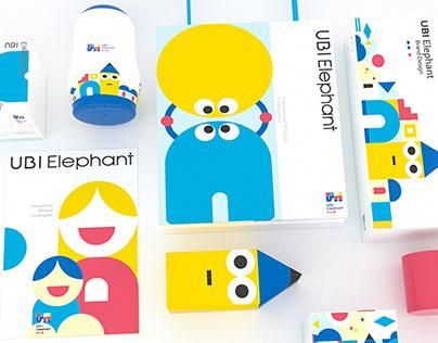 UBI Elephant Kindergarten Brand