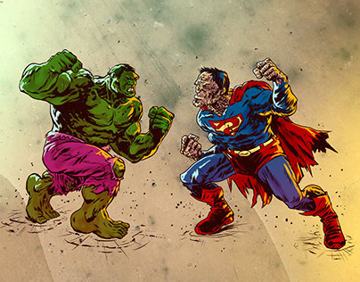Hulk vs Bizarro Comic Strip Season 3 - So Far