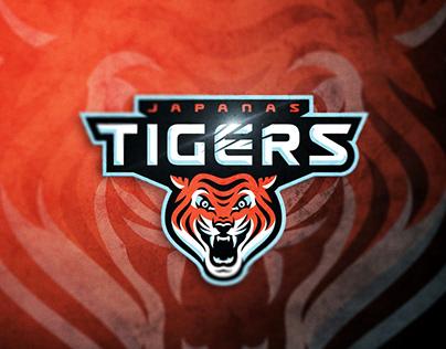 Japanas Tigers | Branding
