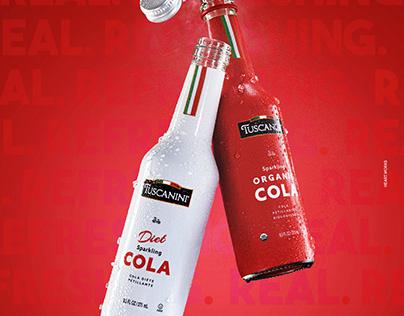 Tucanini Beverage launch campaign