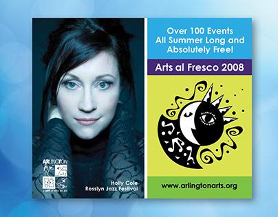 Arlington (VA) Arts al Fresco Brochure