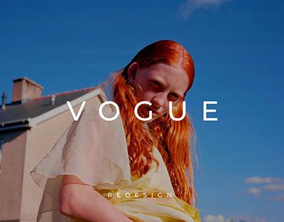 Vogue - Interaction