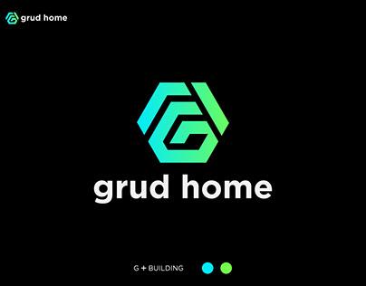 Real estate Logo design, G Logo