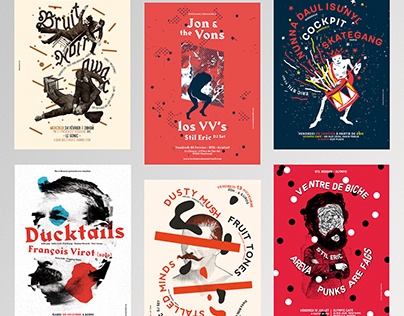 Gig Posters | Selection