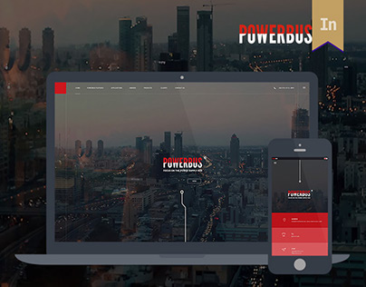 Powerbus - The HTML5 Official Website