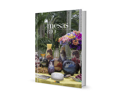 Livro Mesas do Rio